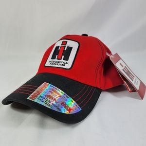 Case IH youth strapback hat
